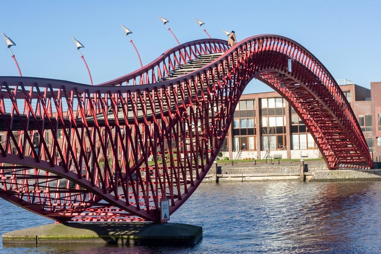 Puente Amsterdam Noord