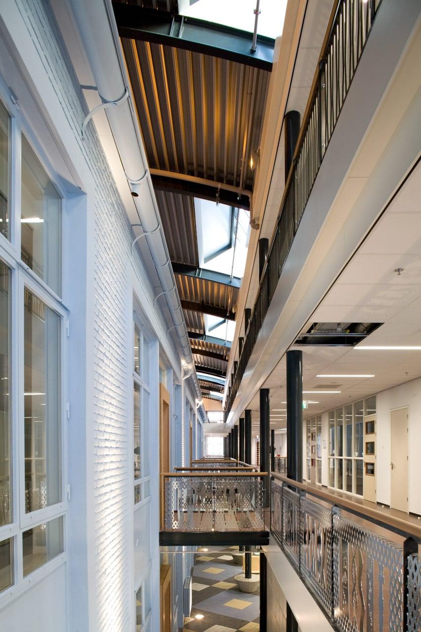 Interiores escuela