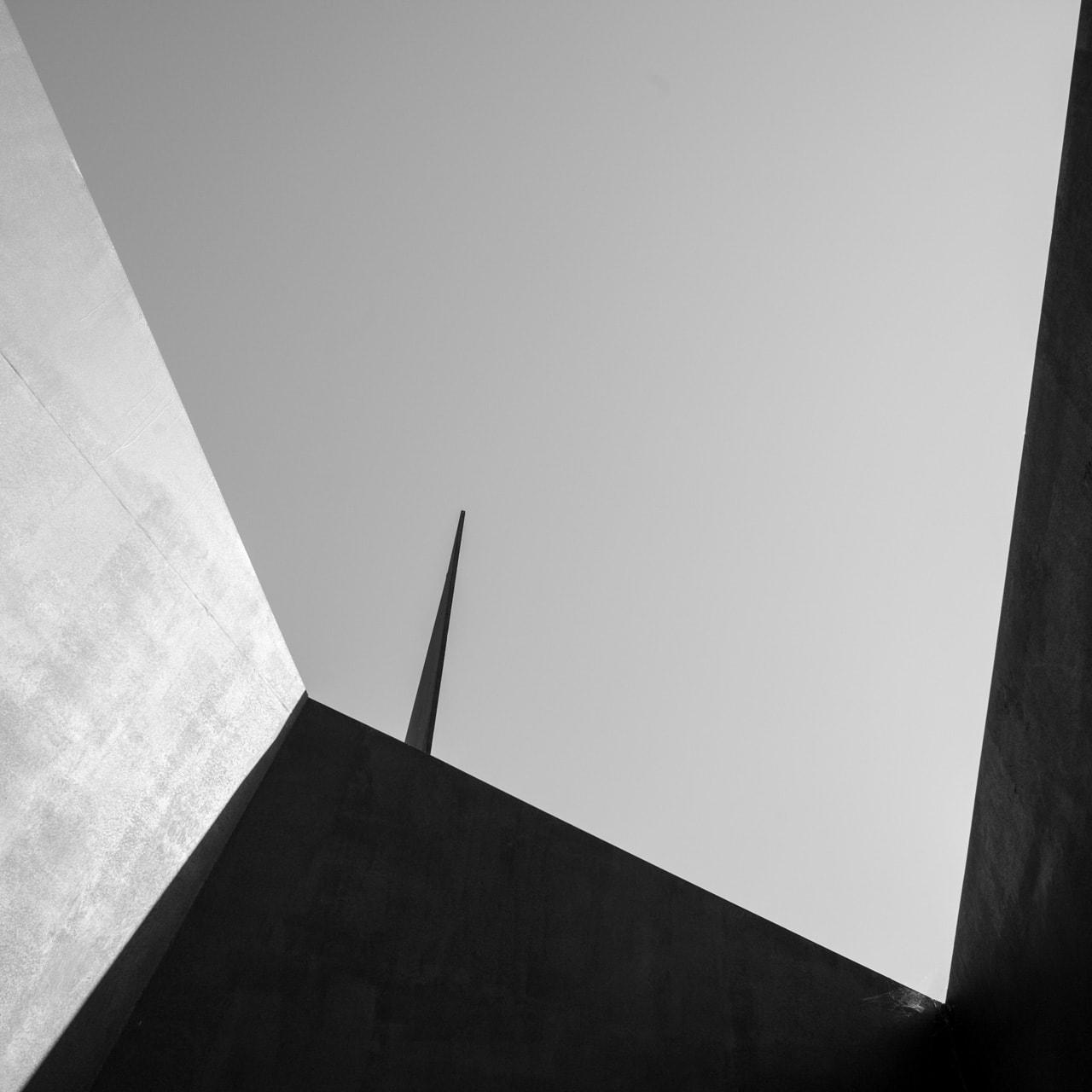 detalle arquitectura abstracto barcelona
