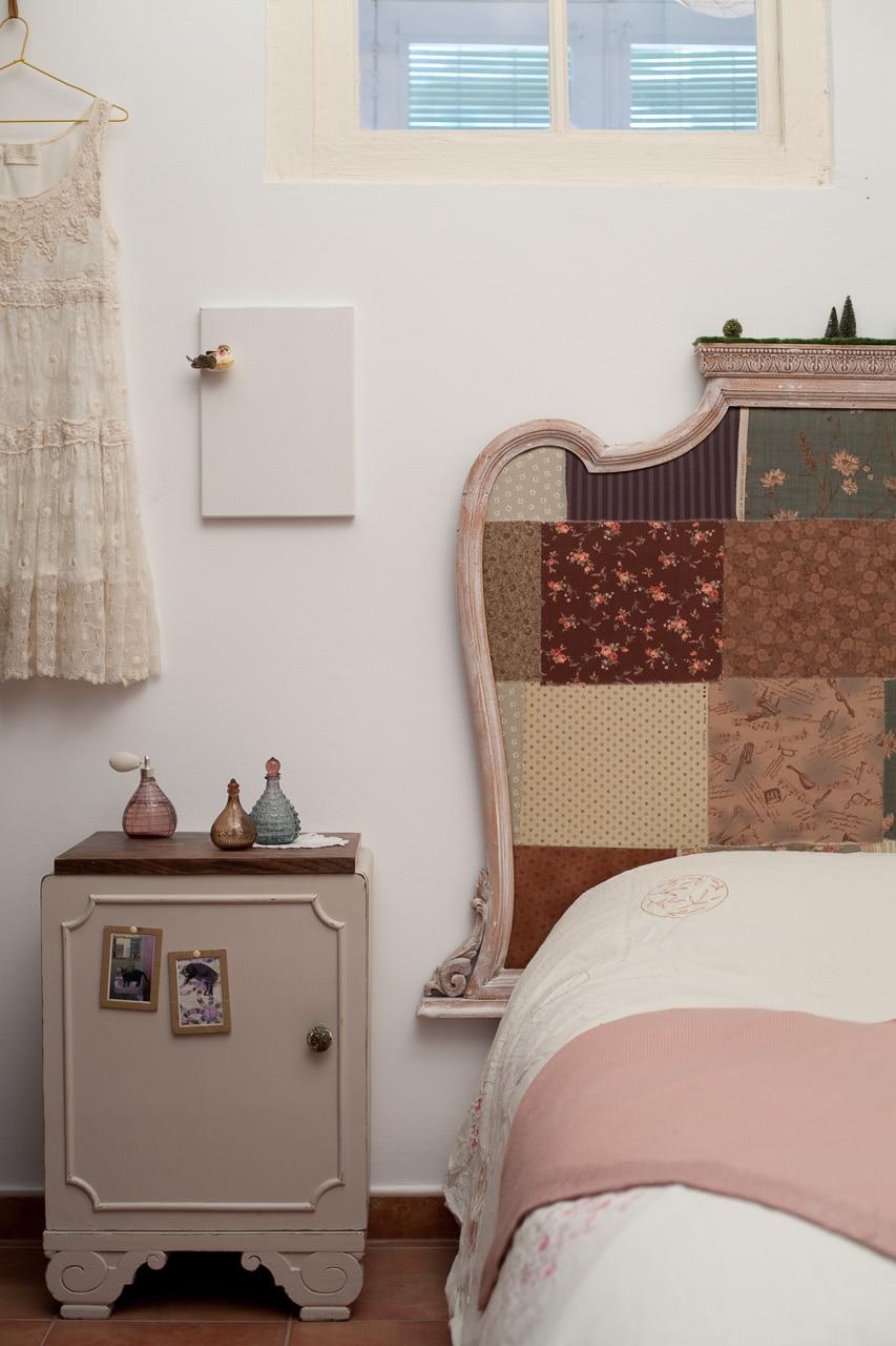 Interior vivienda barcelona decoración Natalie Romero