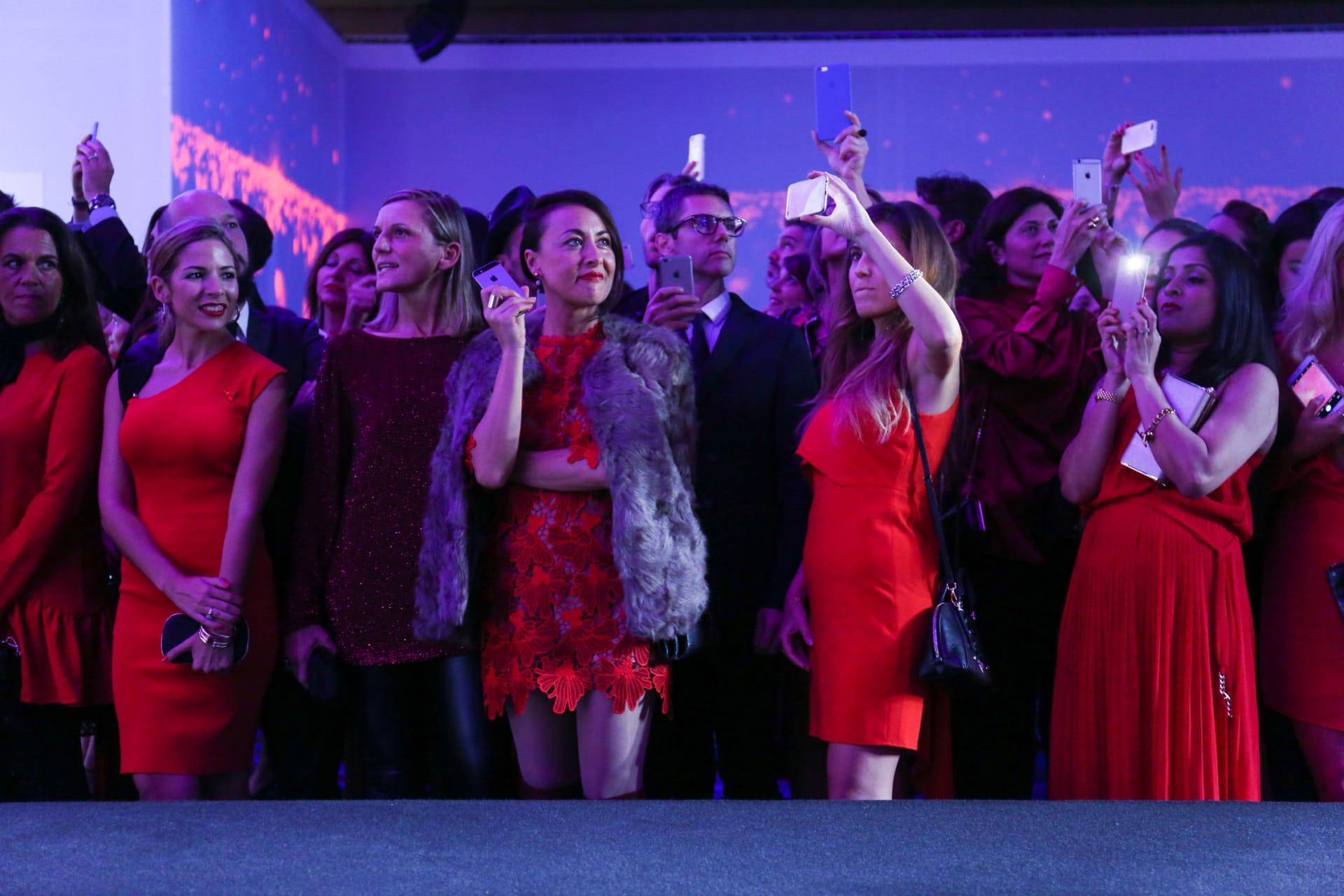 Pasarela fashion show Barcelona