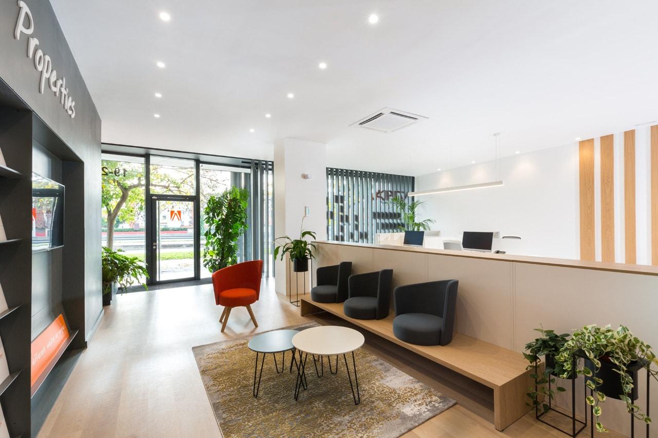 Oficinas corporativas Atipika, Castelldefels