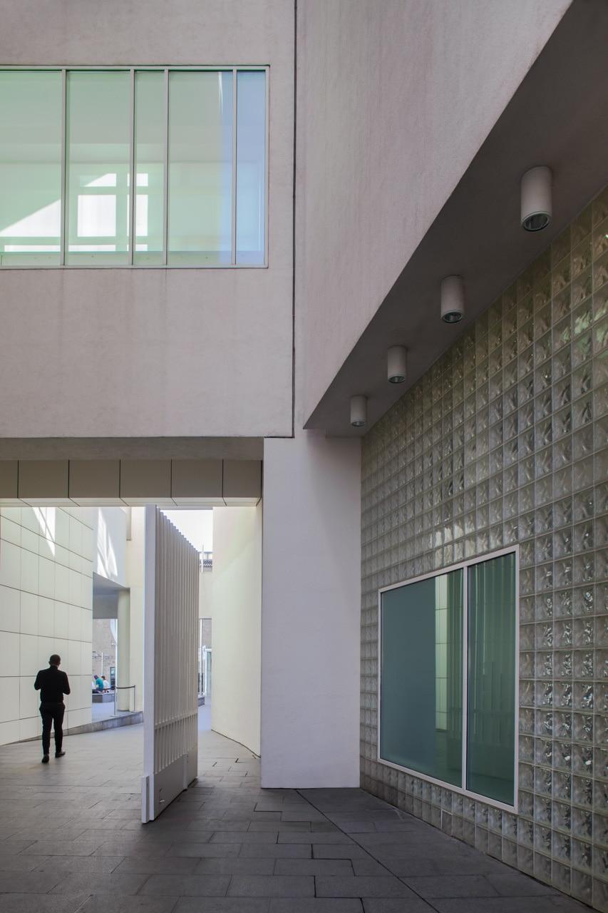 Edificio MACBA Barcelona
