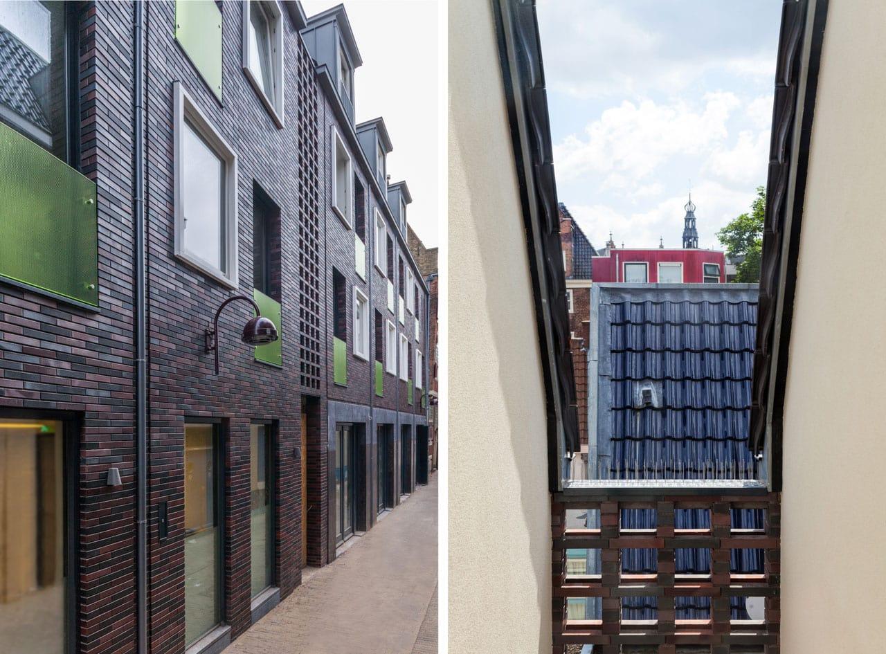 Fotografia de arquitectura residencial Amsterda