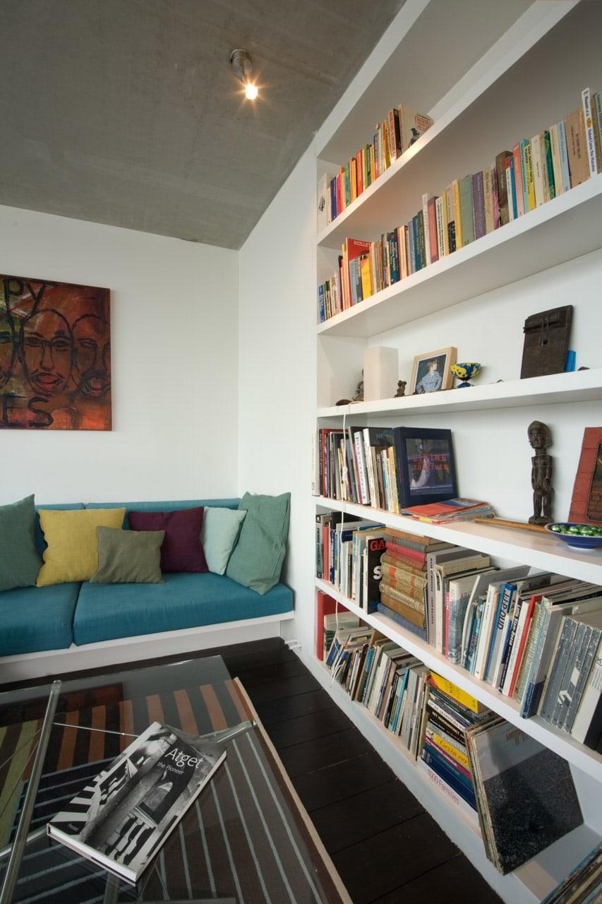 interior amsterdam Bastiann Griblind Susan Oekstra architectos salon