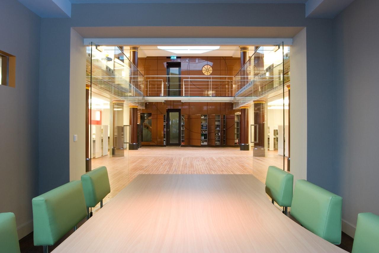 oficinas de trabajo en amsterdam TTY vista sala de reuniones