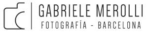 LOGO GABRIELE MEROLLI FOTOGRAFÍA - BARCELONA