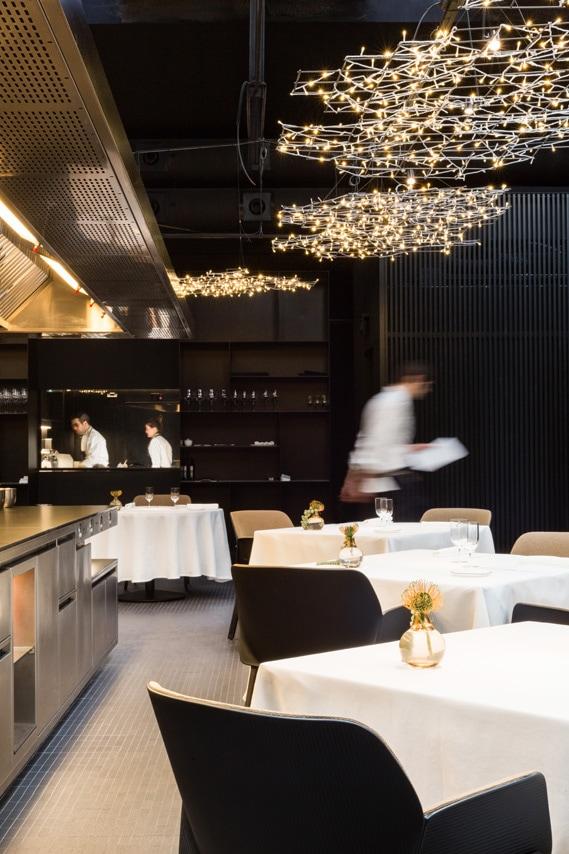 Restaurante de diseño Barcelona