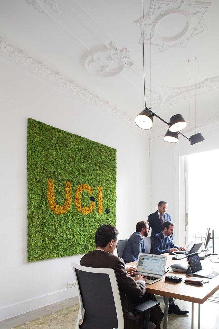 Lavabo Oficinas UCI Barcelona
