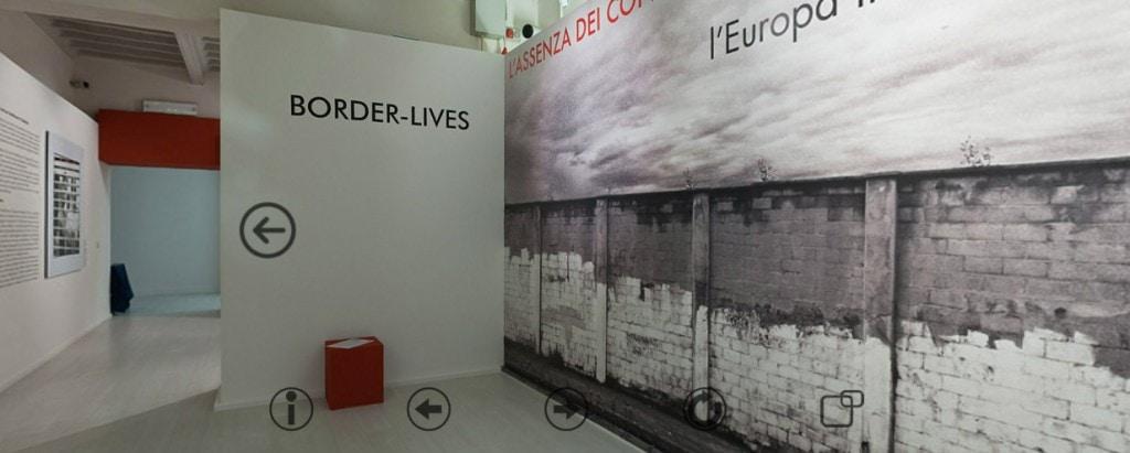 Arte Border Lives