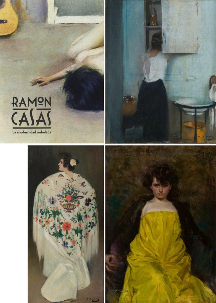 RAMON CASAS CATALOGO FOTOS GABRIELE MEROLLI